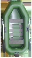 Надувная лодка ELEMENT 270LТ- увеличить