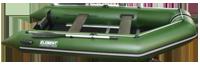 Надувная лодка ELEMENT MK380