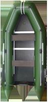 Надувная лодка ELEMENT MK380 - увеличить
